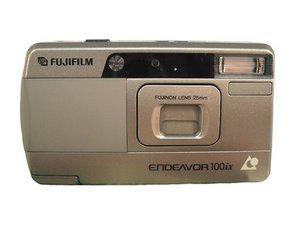 Fujifilm Endeavor 100ix Repair
