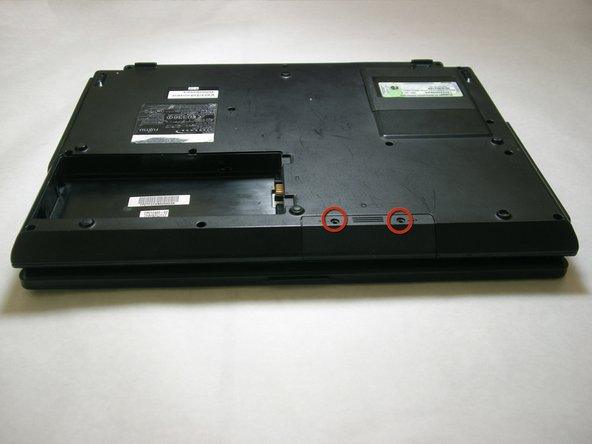 Fujitsu LifeBook N3510 Hard Drive Replacement