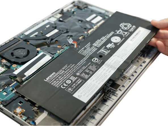 Lenovo ThinkPad X1 Yoga 2nd Generation Battery Replacement