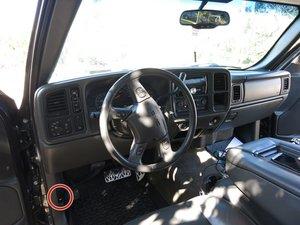 How to remove  FHX-720bt head unit in a 1999-2007 Chevrolet Silverado