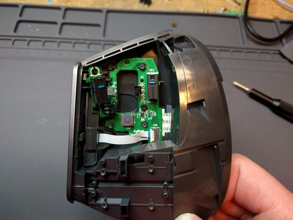 Logitech MX Vertical Left and Right Mouse Button Microswitch Replacement