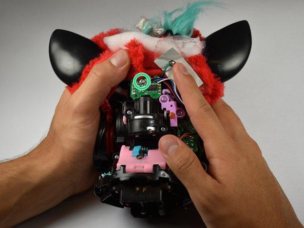 Hasbro furby 2012 Light Sensor Replacement