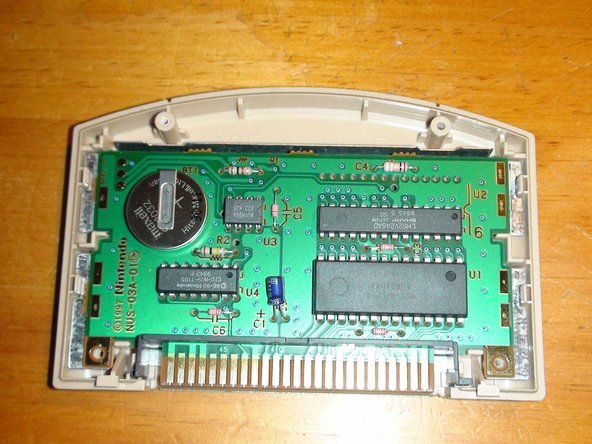 Nintendo 64 Game Cartridge Battery Replacement WITHOUT LOSING SAVE FILES.