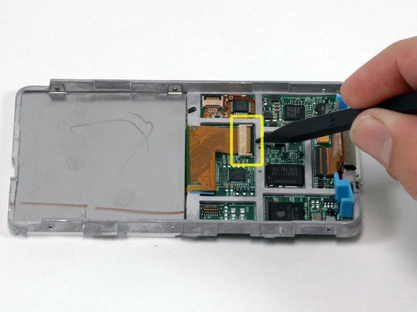 iPod Classic Click Wheel Replacement
