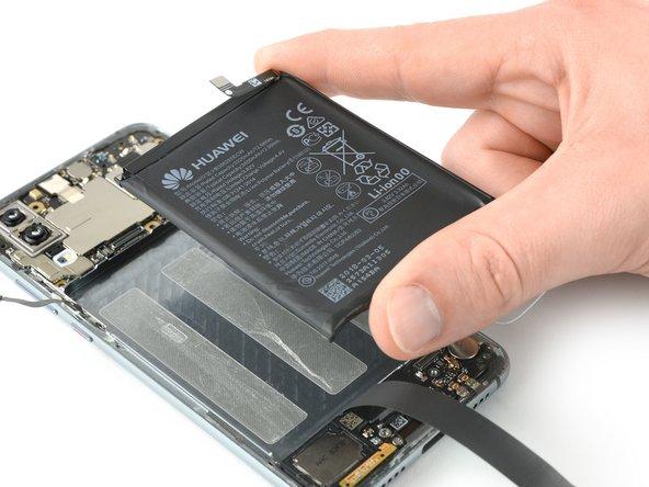 Huawei P20 Vervanging van de batterij