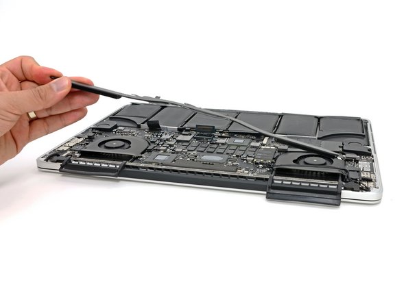 "MacBook Pro 15"" Retina Display Early 2013 Heat Sink Replacement"