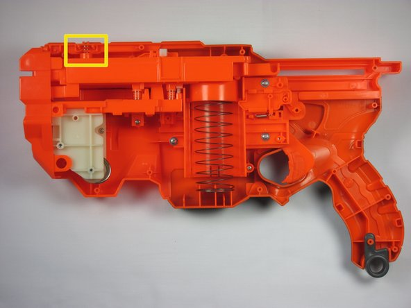 Nerf Vortex Vigilon Clip Attachment Replacement