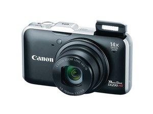 Canon PowerShot SX230 HS Repair