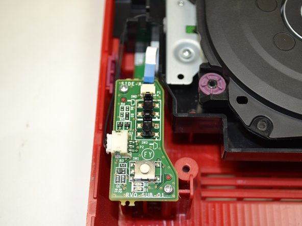 Nintendo Wii mini Power Board Replacement