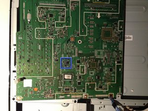 Replacing faulty EEPROM on main board (Clicking relay symptom part 2)