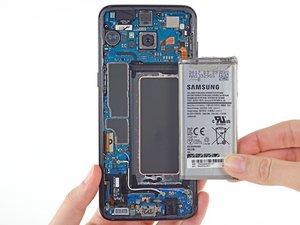 Sostituzione batteria Samsung Galaxy S8