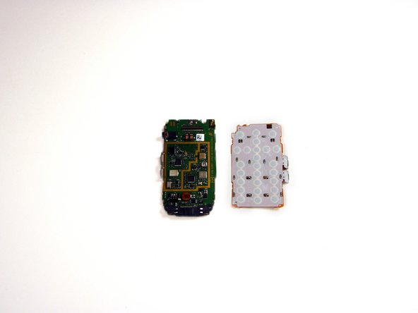 Toshiba A1304T Keypad Replacement