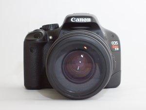 Canon EOS Rebel T2i / 550D Repair