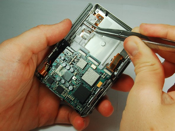 Sony Cyber-shot DSC-T1 Motherboard Assembly Replacement