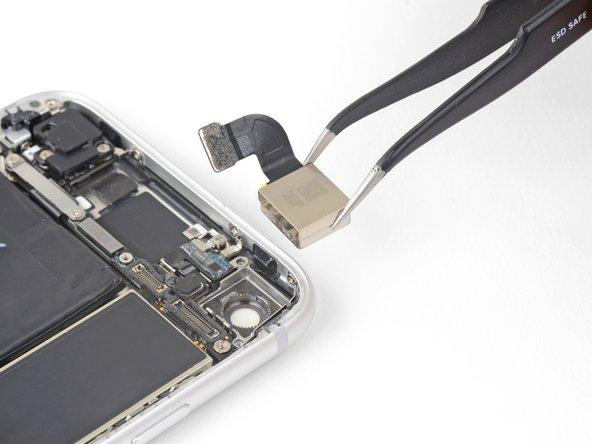 Reemplazo de la cámara trasera del iPhone 8
