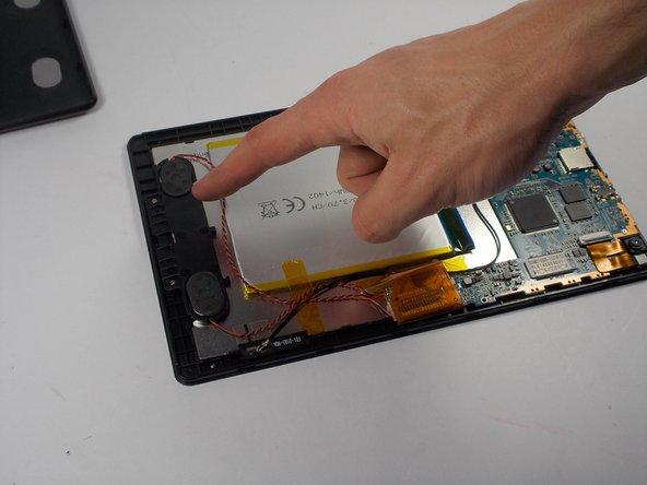 Digital2 Platinum Pad 9 External Speaker Replacement