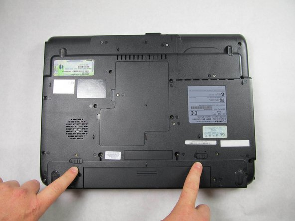 Toshiba Satellite A105-S4011 Battery Replacement