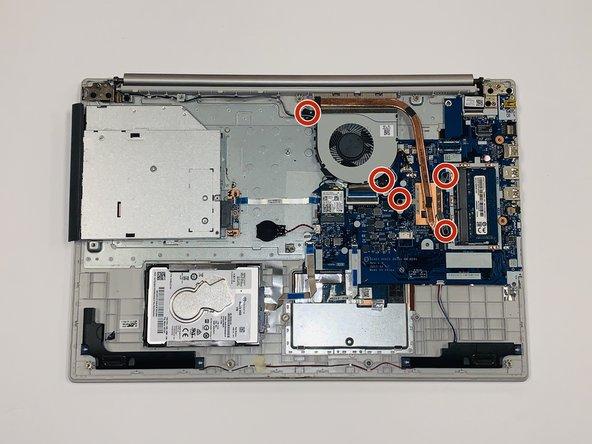 Lenovo Ideapad 320-17IKB Fan Replacement