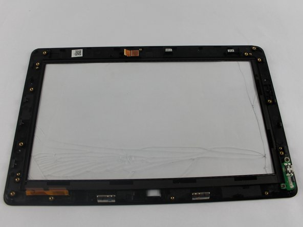 Asus VivoTab Smart Digitizer Touch Screen Replacement