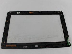 Digitizer touch screen