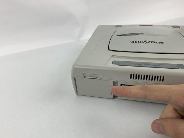 Sega Saturn Battery Replacement
