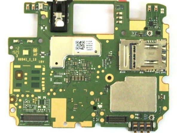 Motorola Moto E6 Motherboard Replacement