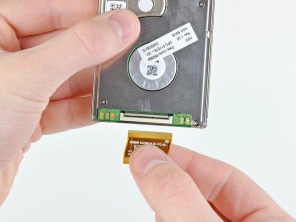 HP Mini 1000 Hard Drive Replacement