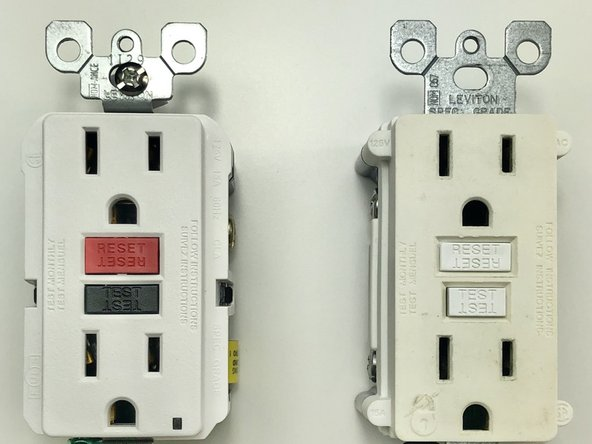 GFCI Electrical Outlet Replacement