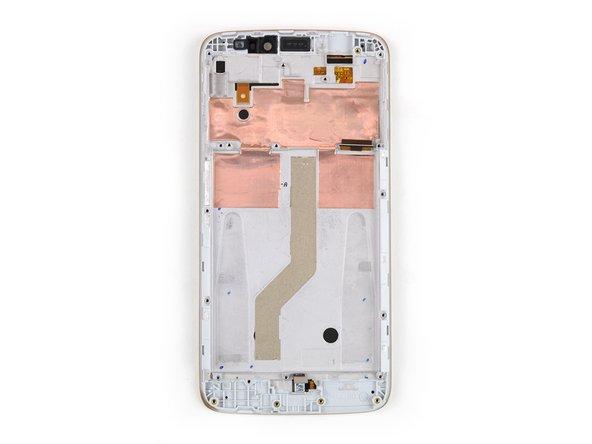 Sostituzione gruppo schermo Motorola Moto E4 Plus (XT1771)