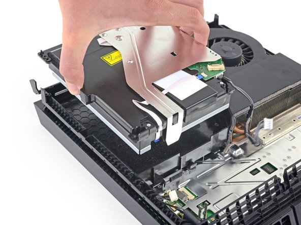PlayStation 4 Optical Drive Replacement
