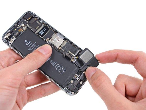 Reemplazo de altavoz del iPhone SE