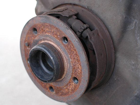 Before beginning you will need to remove the wheel(s) that are in the way of each brake hose you want to replace.
