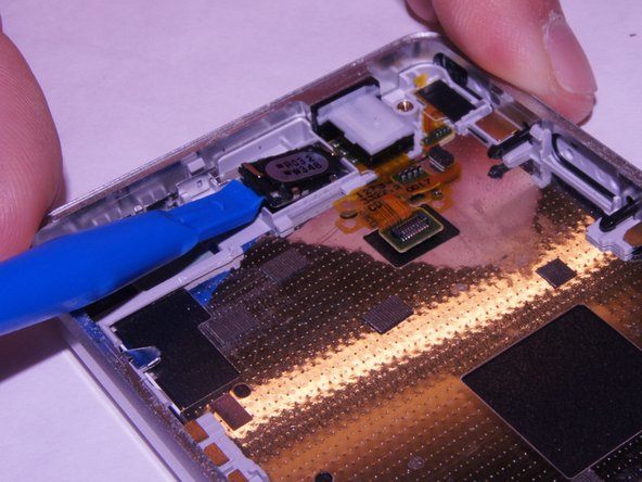 Sony Xperia Z1 Compact Earpiece Speaker Replacement