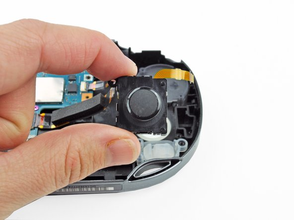 Sustitución del joystick izquierdo de PlayStation Vita