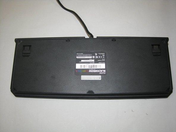 Razer BlackWidow Chroma Back Panel Replacement