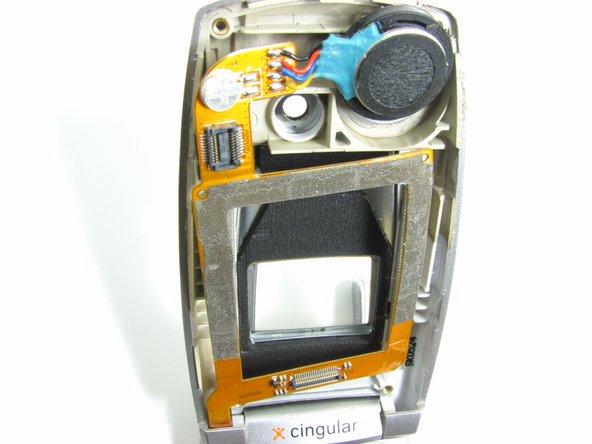 LG L1200 Internal Speaker Replacement