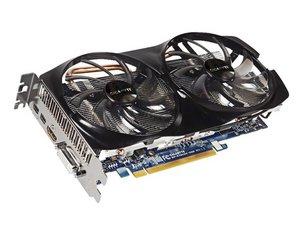 GIGABYTE GV-R785OC-2GD Radeon HD 7850 Repair