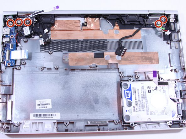 HP Pavilion x360 m3-u001dx Display Replacement
