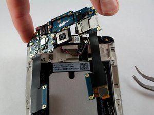 Rear Facing Camera