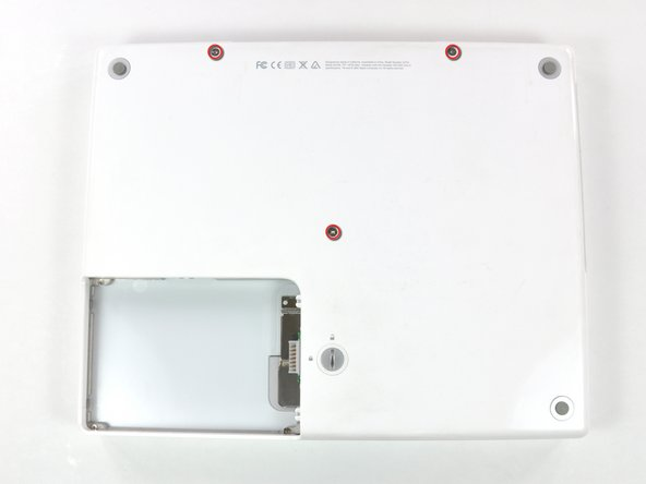 "iBook G4 14"" 1.42 GHz Lower Case Replacement"