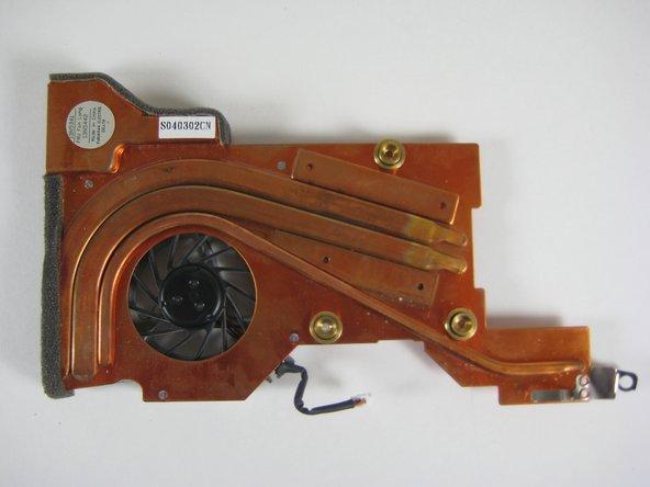 IBM ThinkPad T41 Fan Replacement