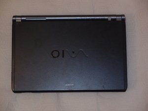 Sony Vaio PCG-4K1L Repair