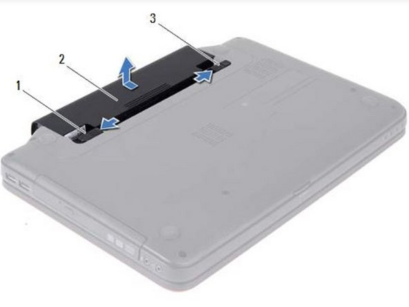 Dell Inspiron 14 M4040 Battery Replacement