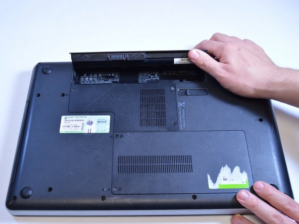 HP G62-223CL Battery Replacement