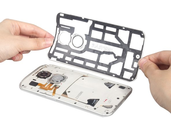 Motorola Moto X 2nd Generation Back Cover Replacement
