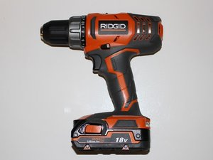 RIDGID R860052 Repair