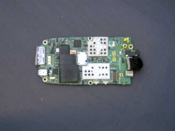 Audiovox CDM-8900 Camera Replacement