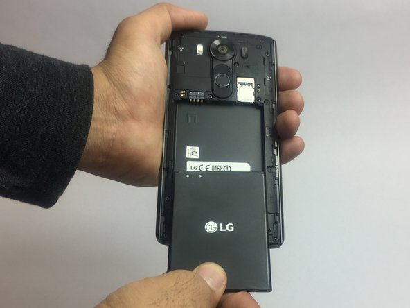 LG V10 Battery Replacement