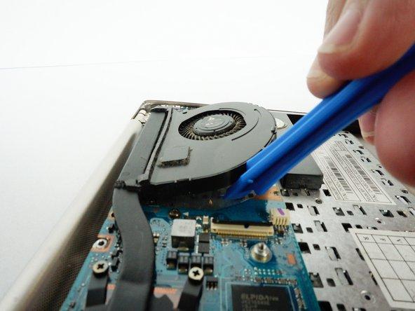 Asus Zenbook UX31E Fan Replacement
