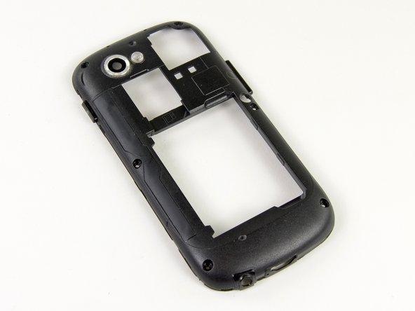 Nexus S Rear Inner Frame Replacement